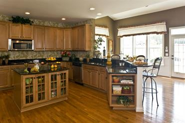 Remington Place Kitchen