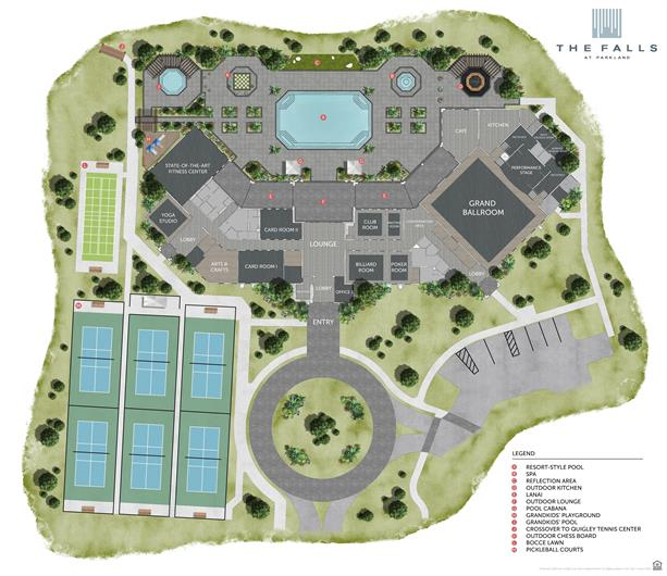 BEST-IN-CLASS AMENITIES WITH 24,000 SQ. FT. CLUBHOUSE