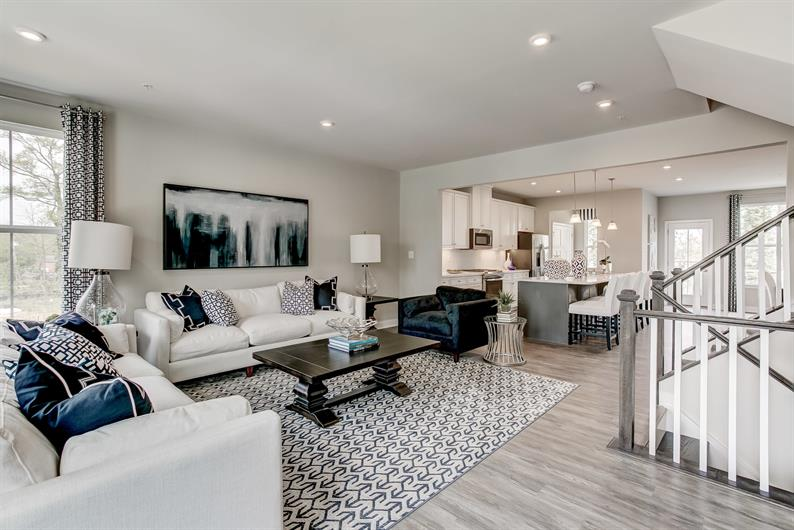 NOT YOUR TYPICAL TOWNHOME
