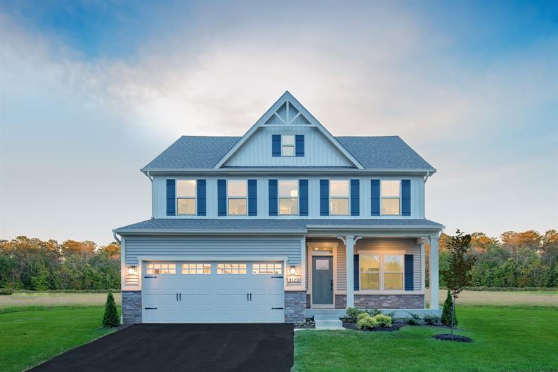 Looking for a home with a 2-car garage and a finished basement?