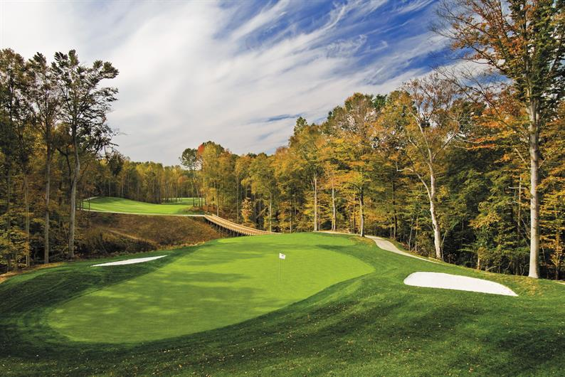 Tee Off at Midlothian's top-rated public championship golf course