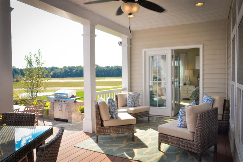 Your New Covered Porch Is Waiting