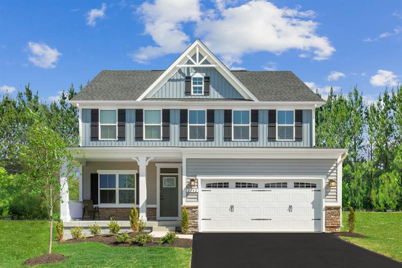 Welcome Home to Seneca Trails in Jackson Township