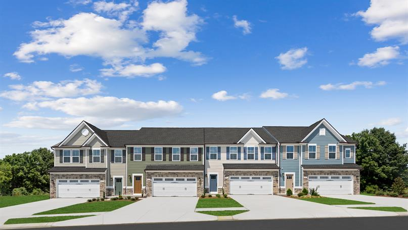 2 or 1 Car Garages Available at Windsong