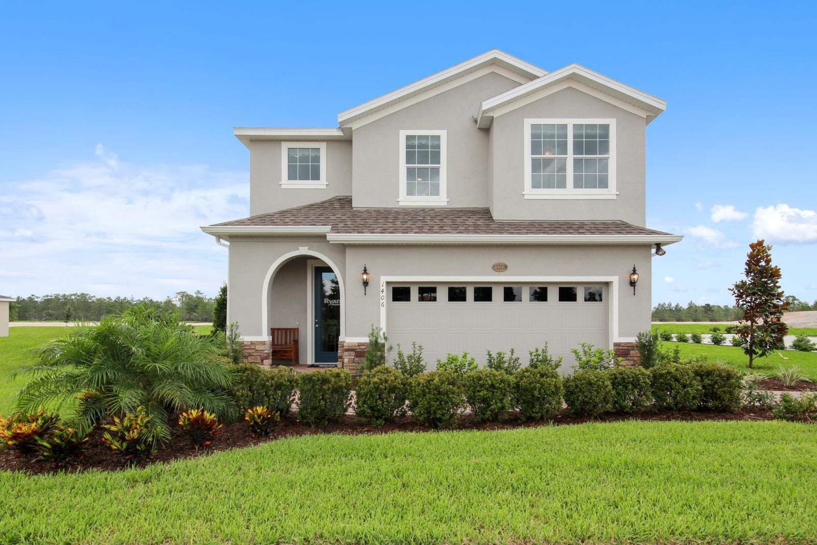 Swell New Construction Single Family Homes For Sale Doral Ryan Homes Download Free Architecture Designs Intelgarnamadebymaigaardcom