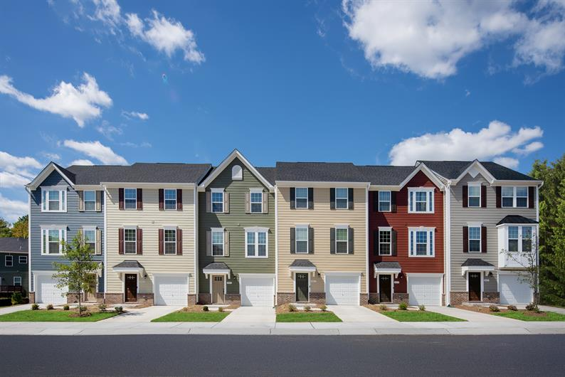 Townhomes in the Brier Creek Area