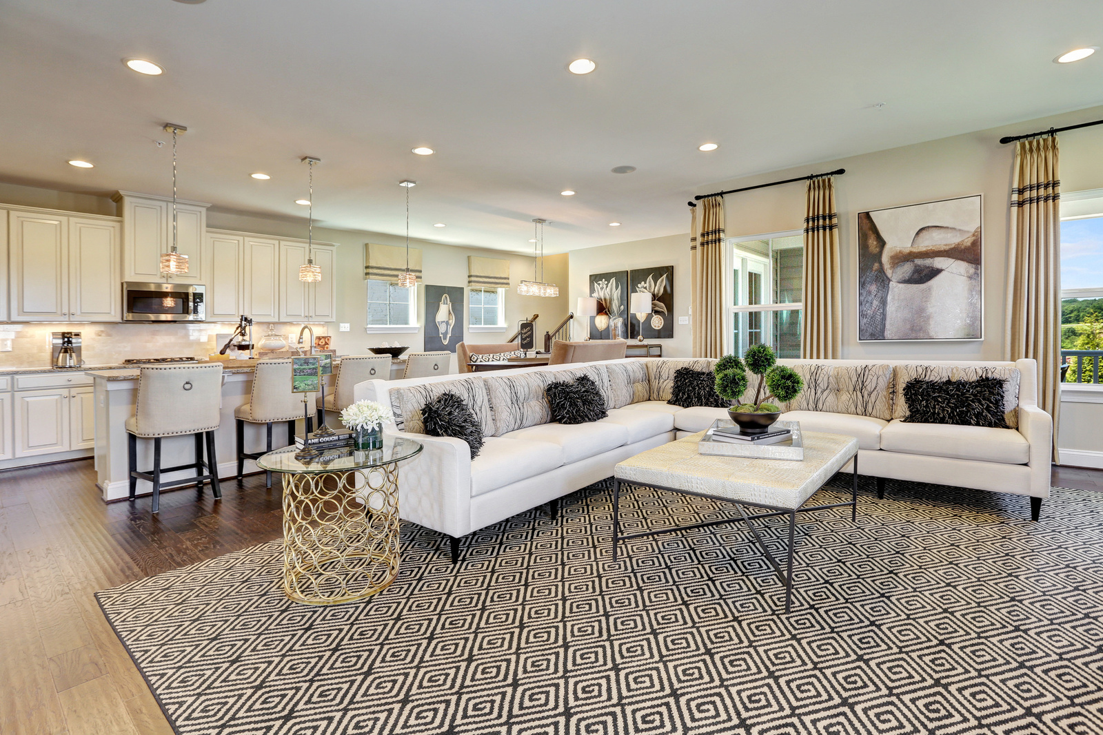 New Homes For Sale At Landsdale Single Family Homes In Monrovia Md