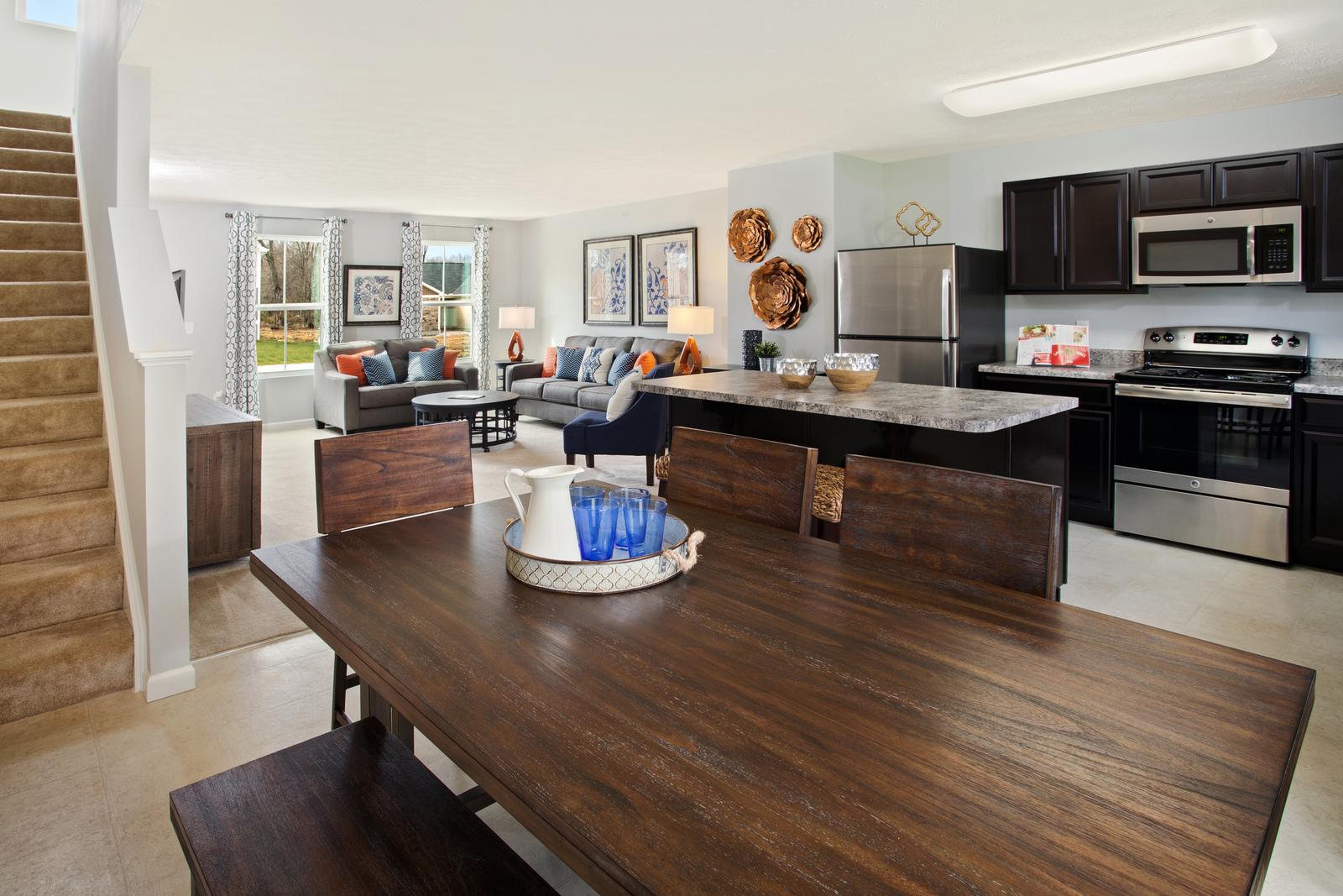 Lorien Fields - Single Family Homes