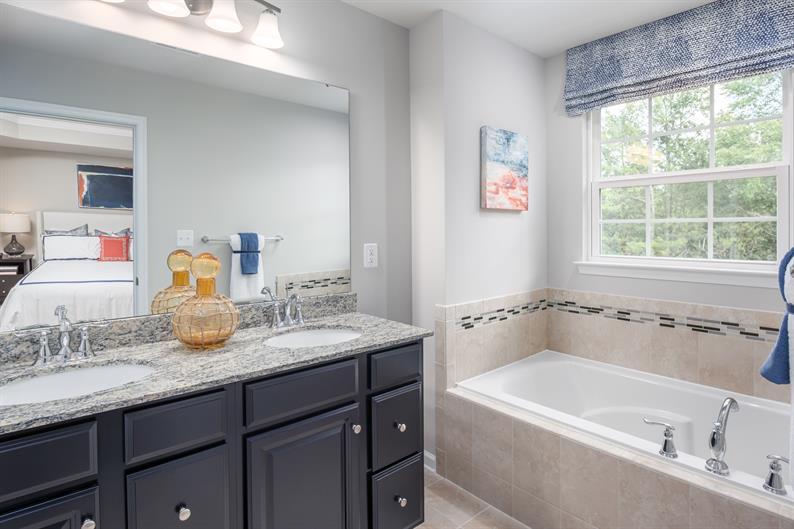 Luxury Owner's Bathroom