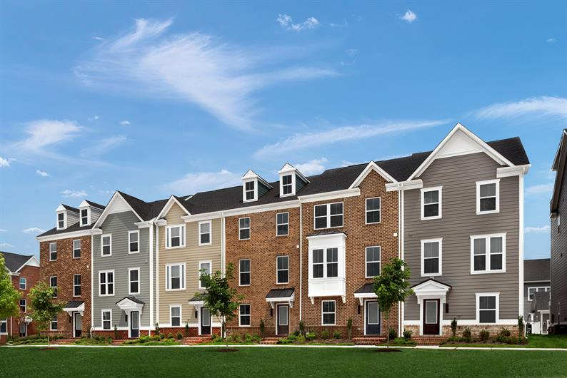 DON'T MISS OUT ON YOUR OPPORTUNITY TO OWN AT GREENLEIGH TOWNHOMES!