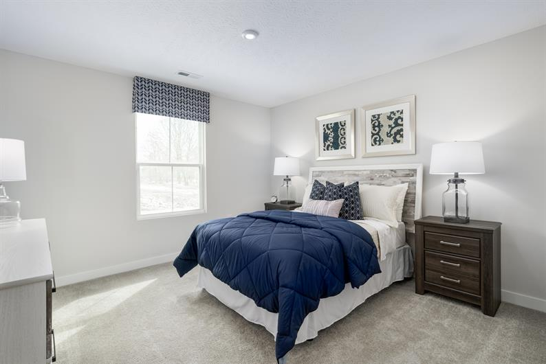 Up to 3 Bedrooms