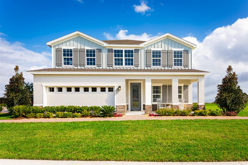 Welcome Home to Summerwoods in Parrish Florida