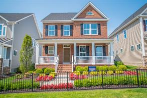 New homes for sale at short pump manor deep run high for Cheap model homes