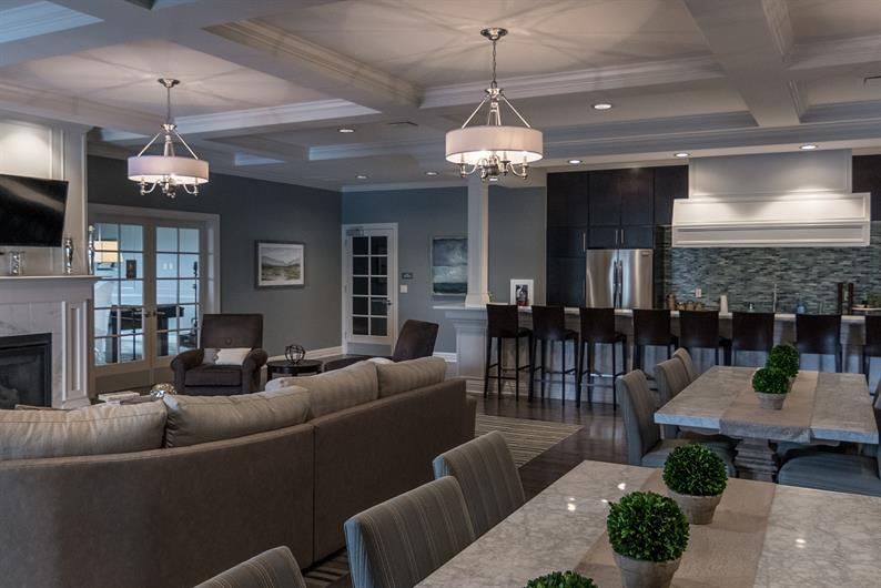 The Ultimate Clubhouse with Amenities Galore