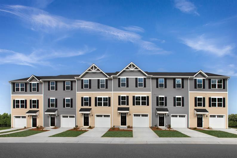Experience the pride of homeownership in Foxhill Townes