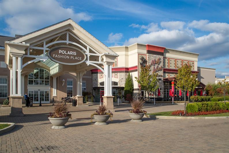 SHOPPING IS CLOSE TO HOME AT NEARBY POLARIS