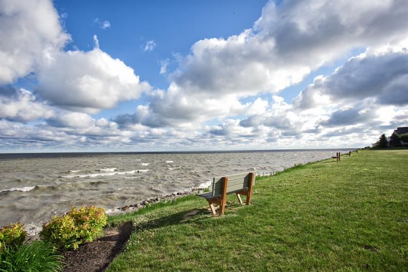 TAKE IN THE BEAUTY OF LAKE ERIE PARKS AND LOCAL METRO PARKS