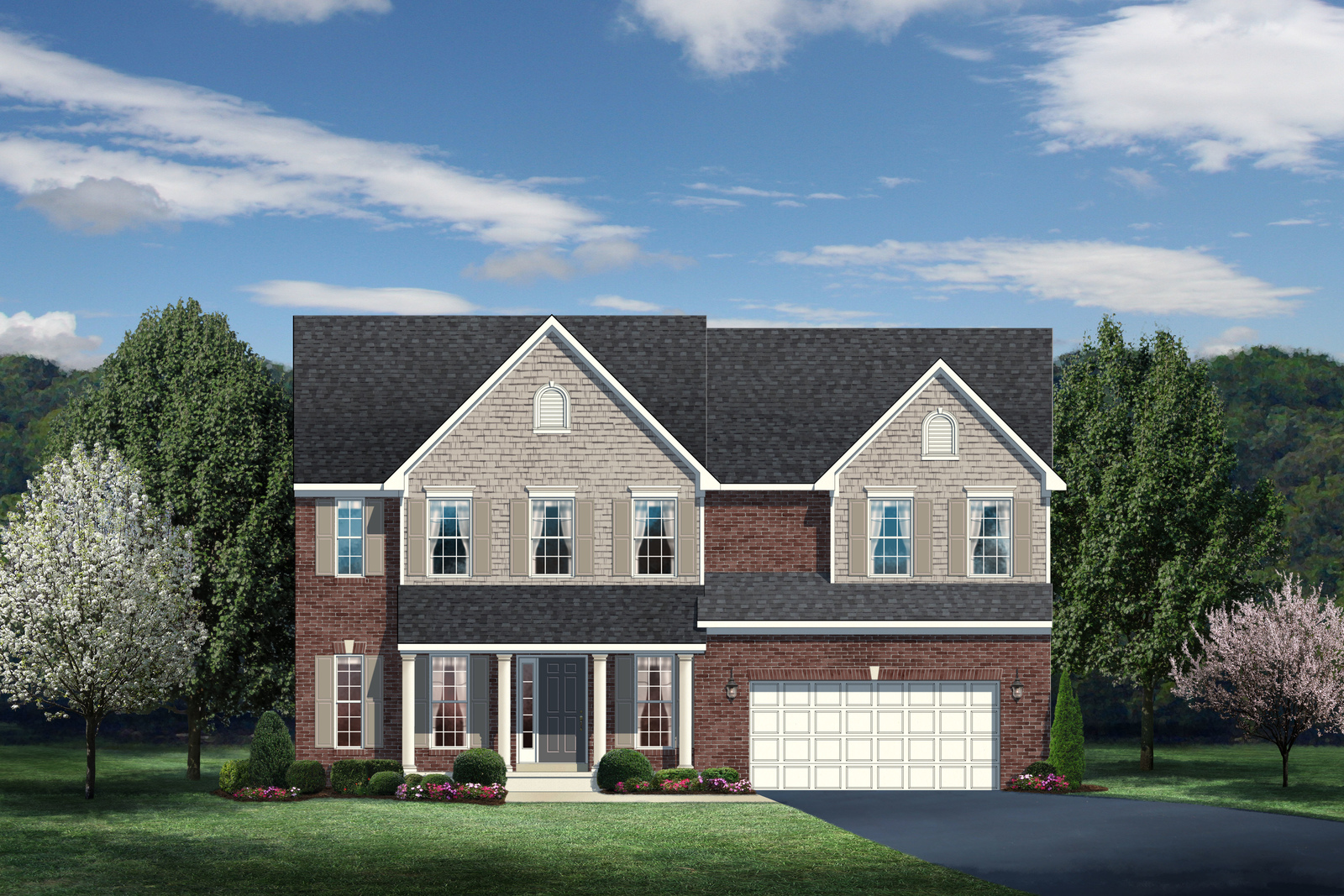 New Palermo Home Model For Sale Heartland Homes