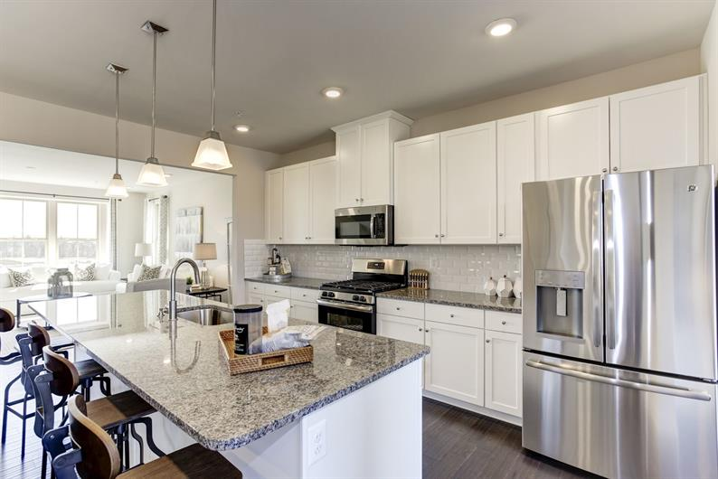 BRAND NEW TOWNHOMES FROM THE LOW $500S