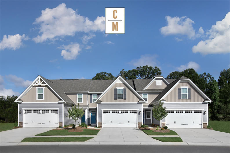 A Unique Townhome Community Opportunity Where You Pick