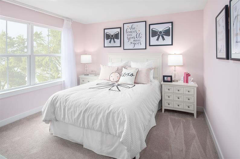 3 secondary bedrooms