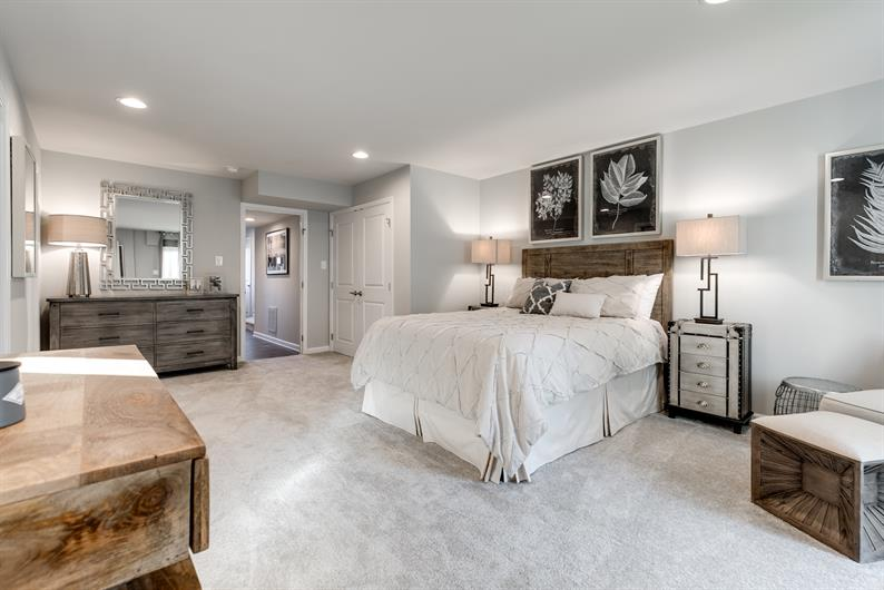 LOOKING FOR FOUR BEDROOMS?