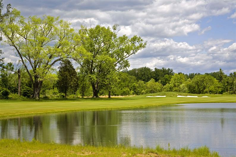 Limited amount of Pond-view homesites available