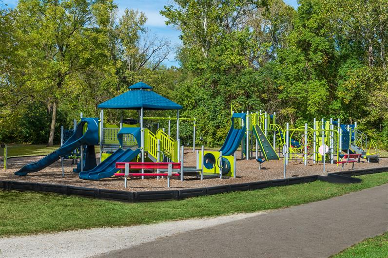 Family adventures just got better with parks and playgrounds only minutes away
