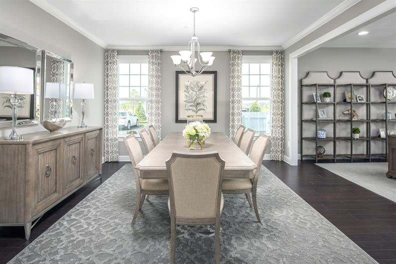 Formal and Informal Dining