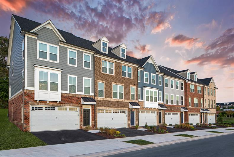 DISCOVER BALTIMORE'S GRANDEST TOWNHOMES