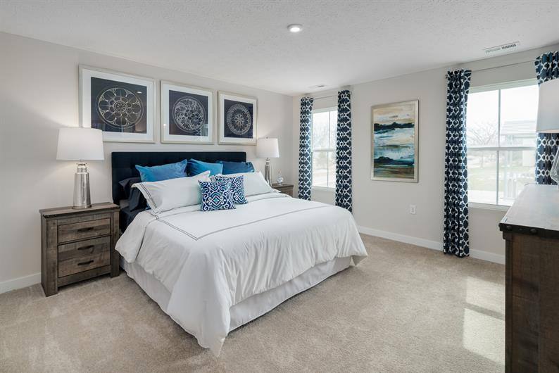 AN OWNER'S SUITE RETREAT, DESIGNED WITH YOU IN MIND