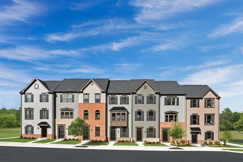 WELCOME TO FREDERICKSBURG PARK TOWNHOMES FROM THE MID $300S