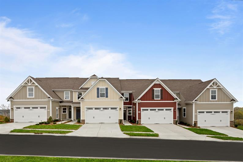 Parkview Preserve - New Townhomes Near Downtown Nashville