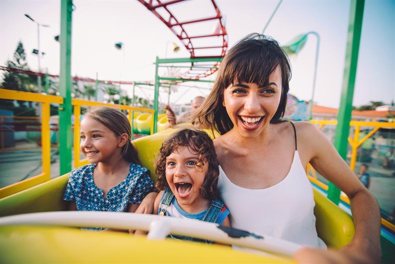 Family Fun Day at Busch Gardens