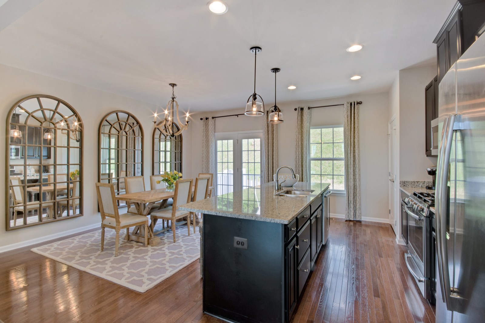 New homes for sale at pinnacle place in washington township nj own a new luxury garage townhome at pinnacle place solutioingenieria Choice Image