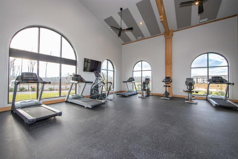 Our Amenity Center is Now Complete and a Must See!