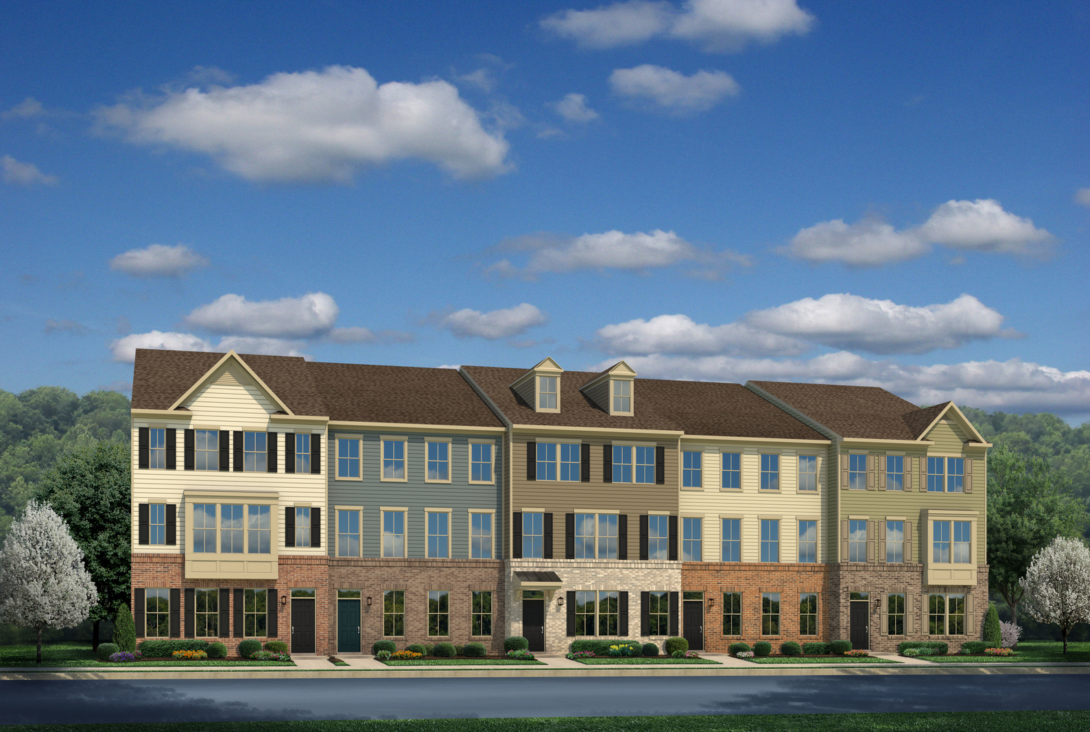 New Construction Townhomes For Sale Mpg00 Ryan Homes