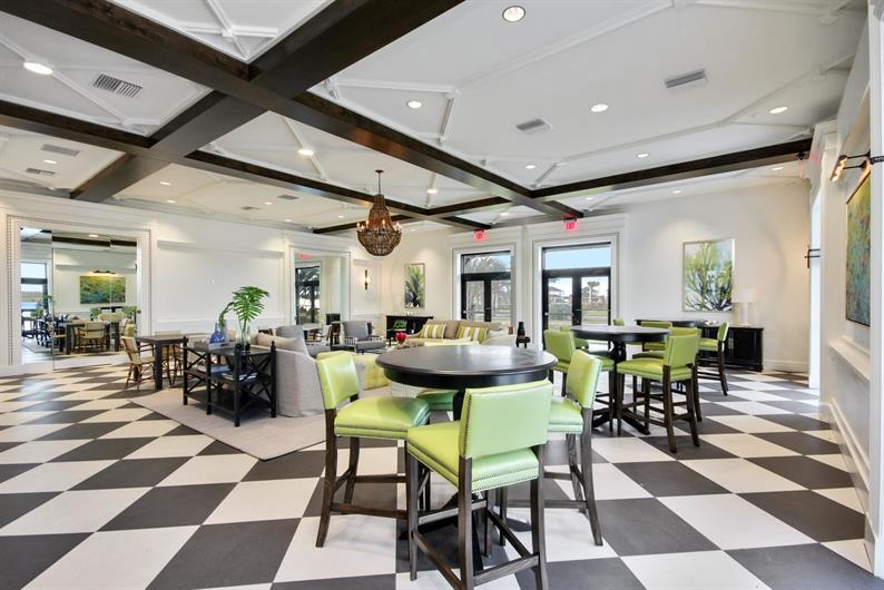 7,000 Square Foot Clubhouse