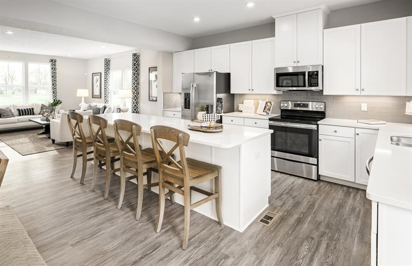 WELCOME HOME TO THE TOWNHOMES AT CONCORD VILLAGE