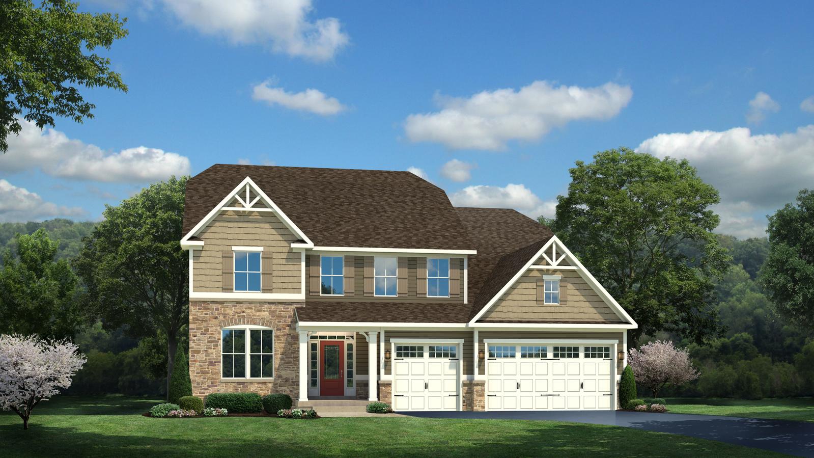 New Olsen Home Model For Sale Heartland Homes
