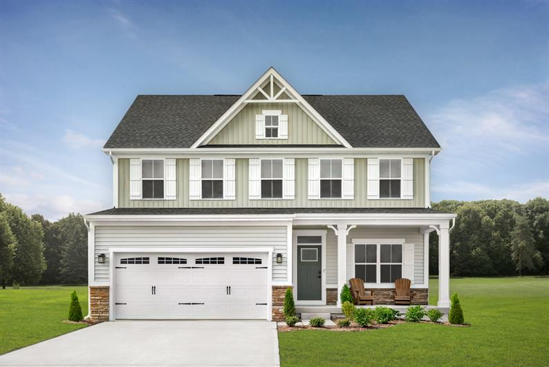 Welcome home to Streamside, New Homes in Batavia Now Open