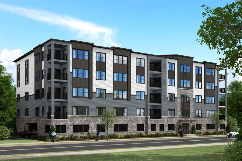 Luxurious 2-Bedroom and 2-Bedroom-Den Condos in An Elevator Building Are Coming Soon