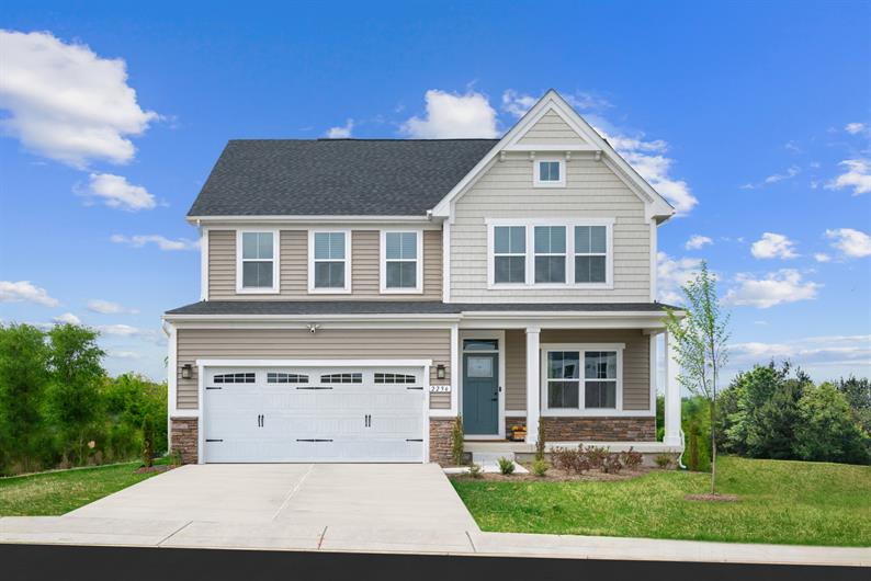 WELCOME HOME TO PRESERVE AT FALLS POINTE