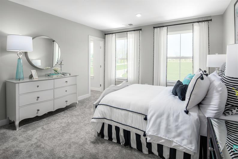 Spacious Bedrooms for the whole family