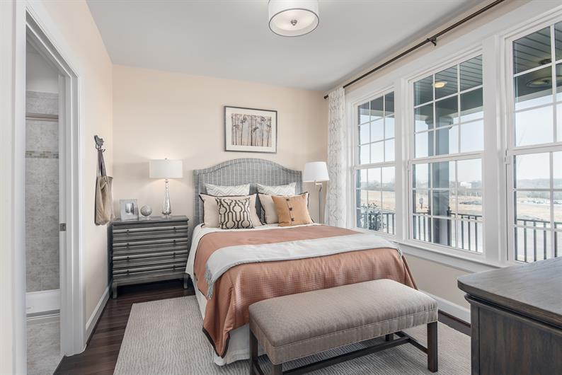 First-Floor Bedroom or Office or Both!