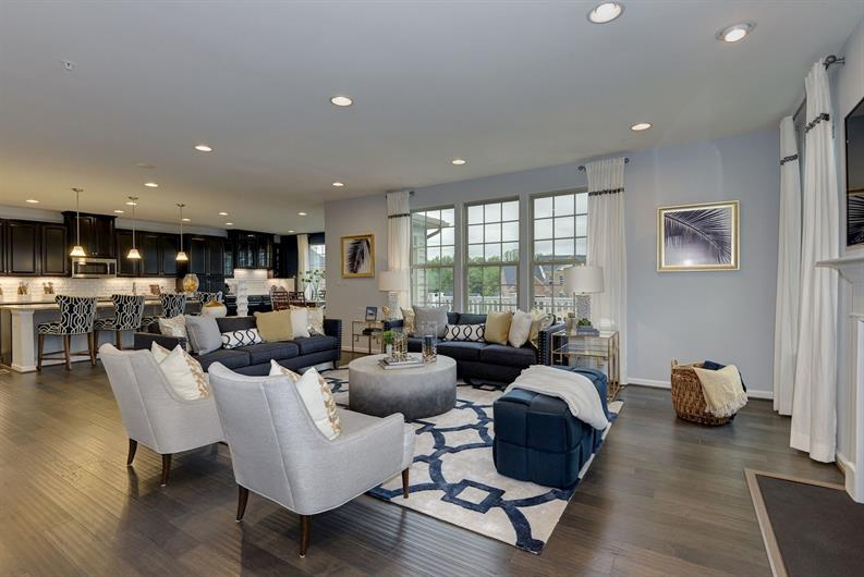 GREAT SPACES FOR FAMILY AND FRIENDS