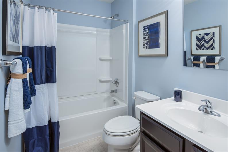 No More Sharing Bathrooms