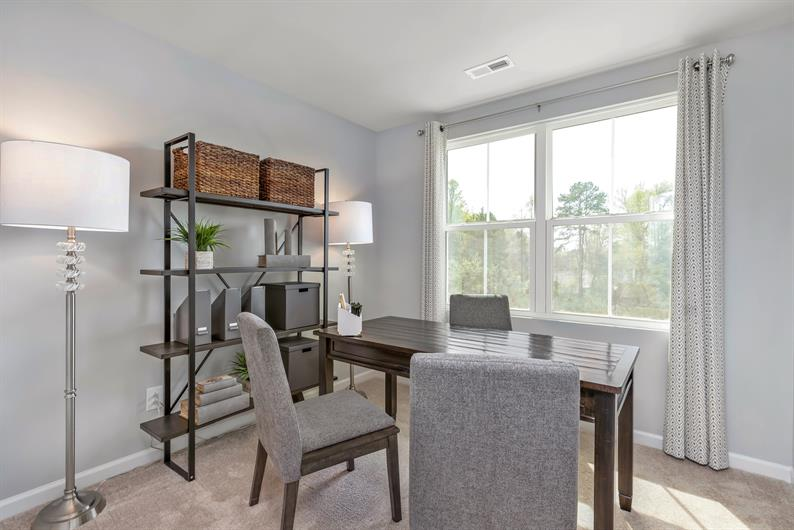 Townhome Living = Easy Living