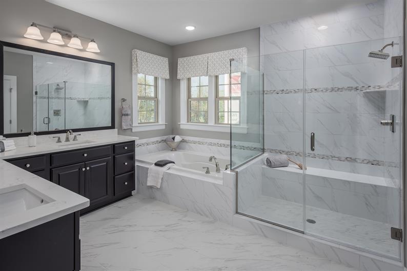 Luxury Owners Bathrooms