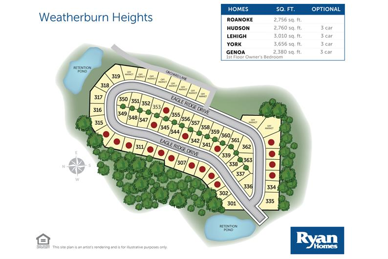 Weatherburn Heights Phase 3
